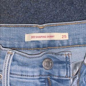 Levi's Jeans - Levi Skinnys